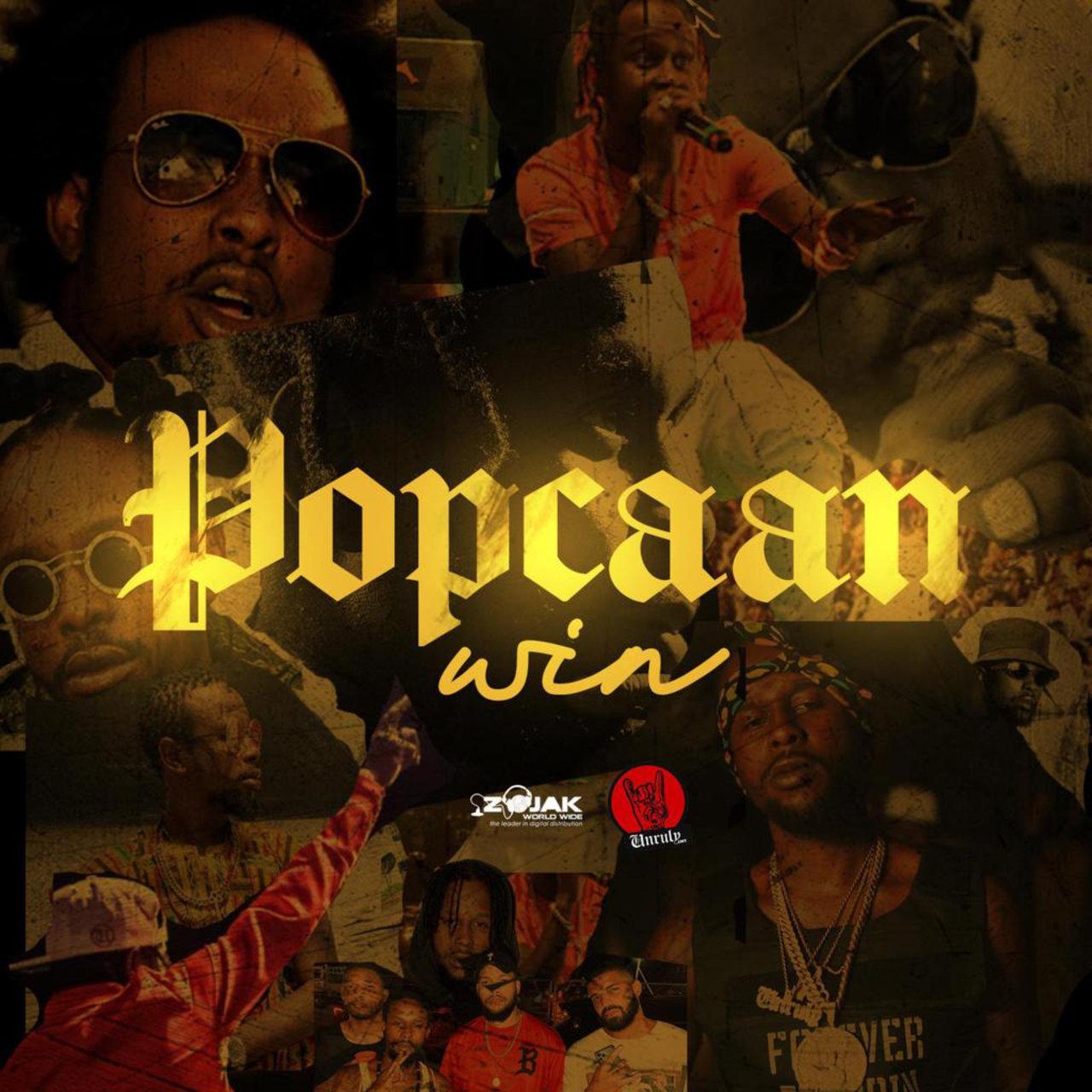 Popcaan - Win (Cover)