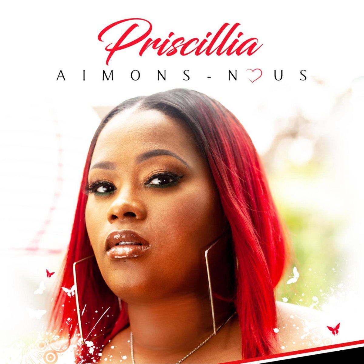 Priscillia - Aimons-Nous (Cover)
