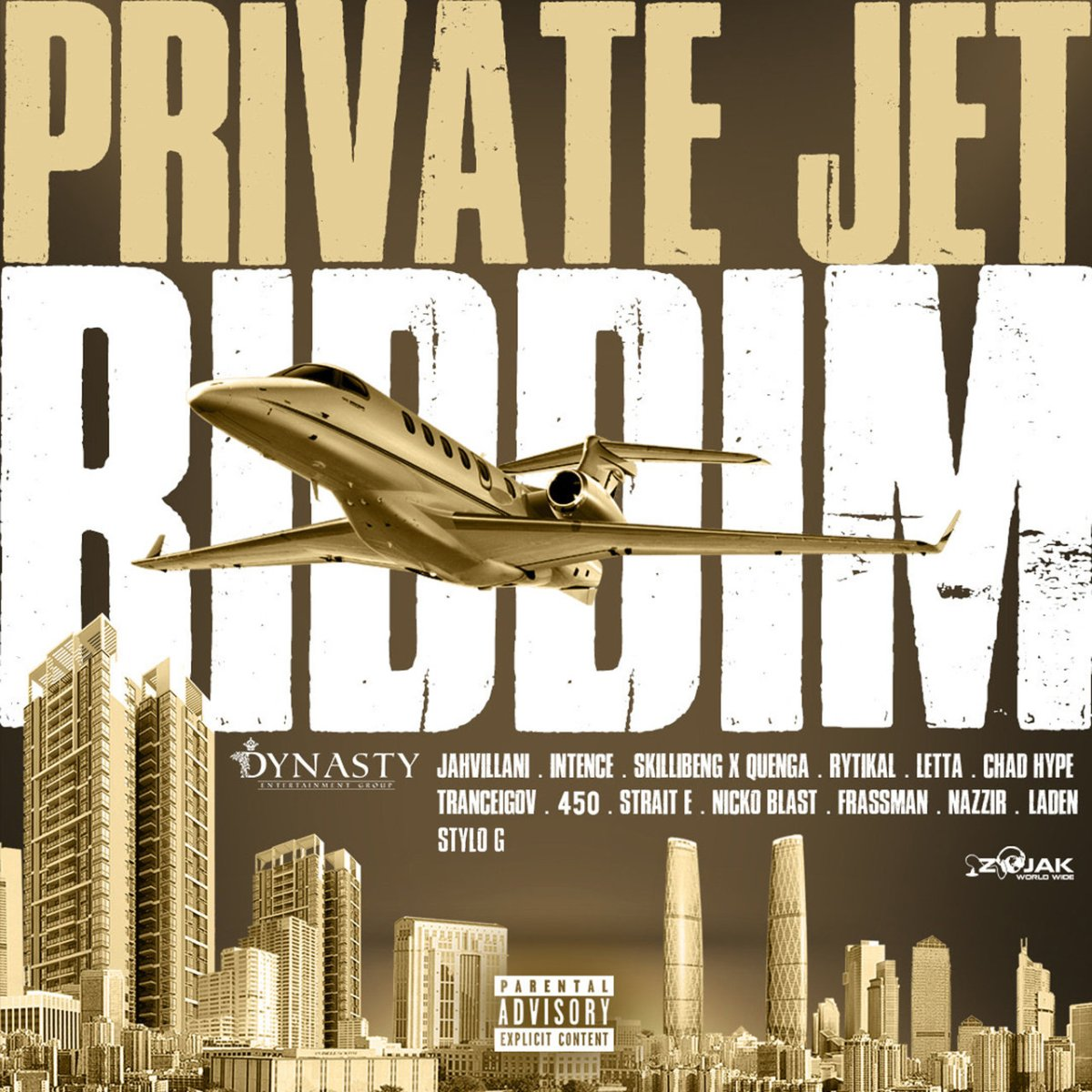 Private Jet Riddim (Cover)