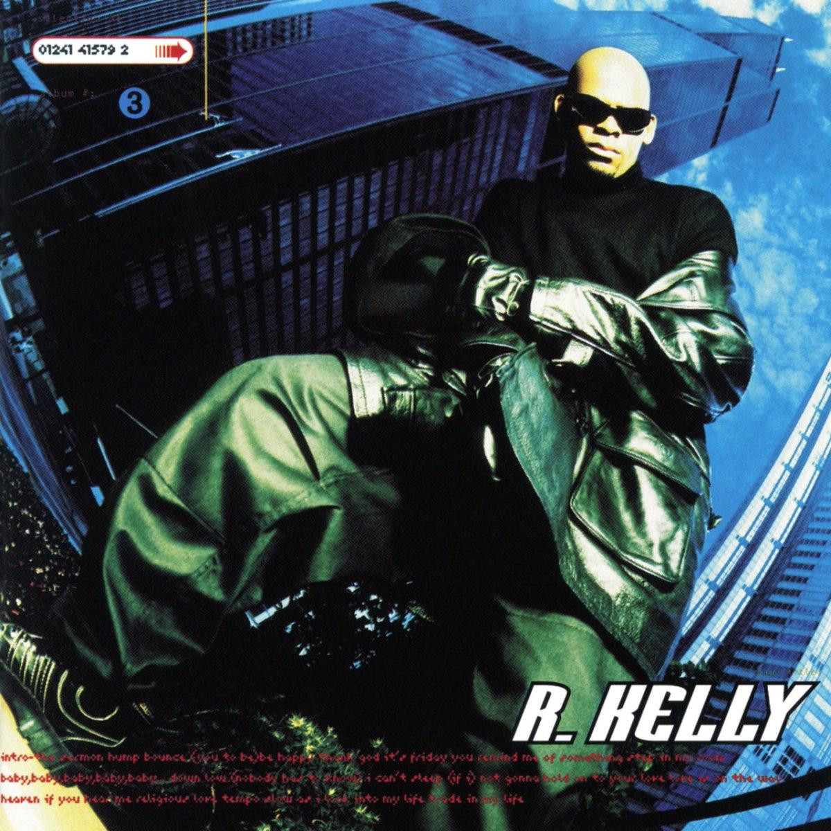 R. Kelly - R. Kelly (Cover)