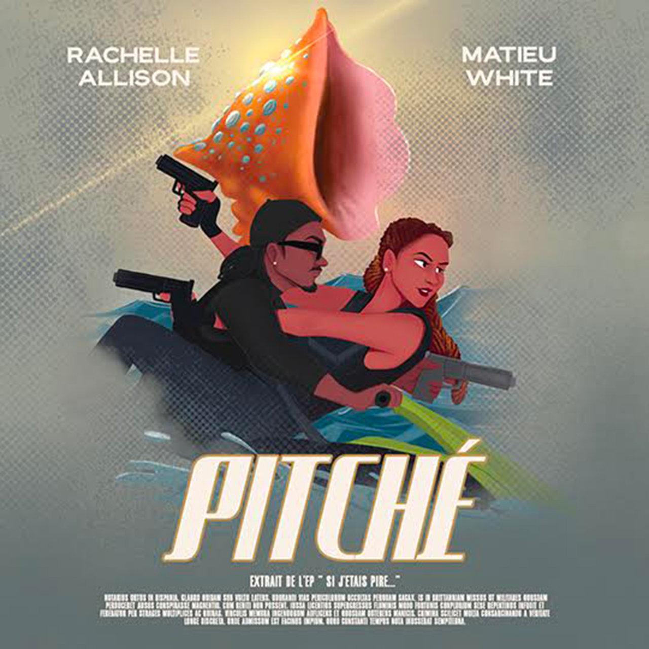 Rachelle Allison - Pitché (ft. Matieu White) (Cover)