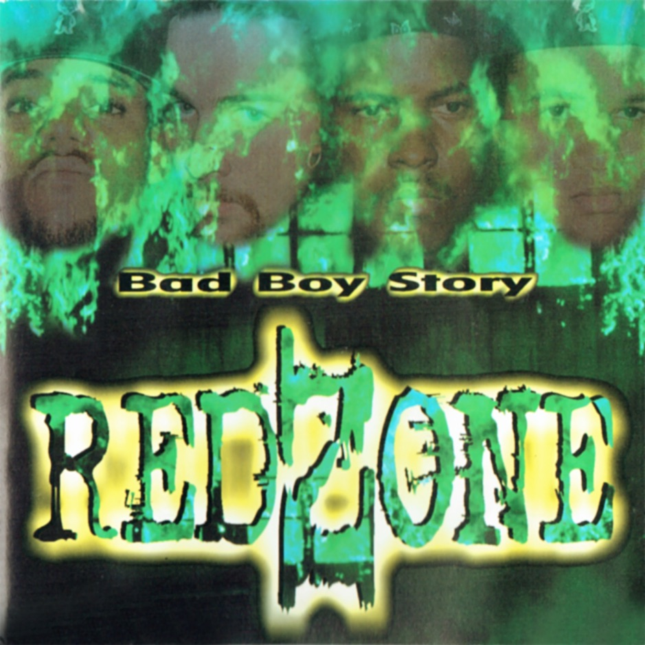 Redzone : Bad Boy Story (Cover)