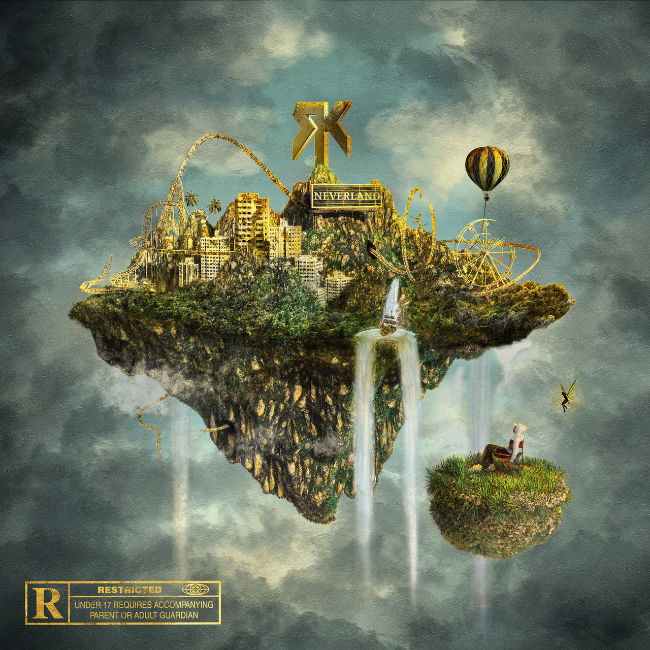 RK - Neverland (Édition Gold) (Cover)