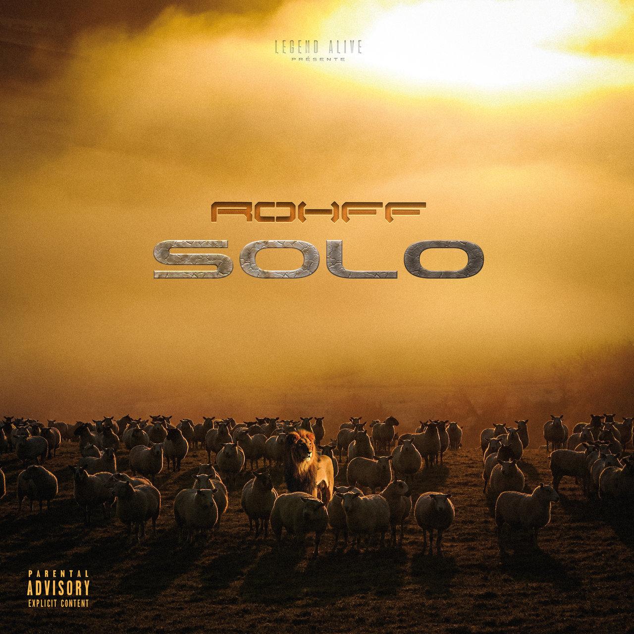 Rohff - Solo (Cover)