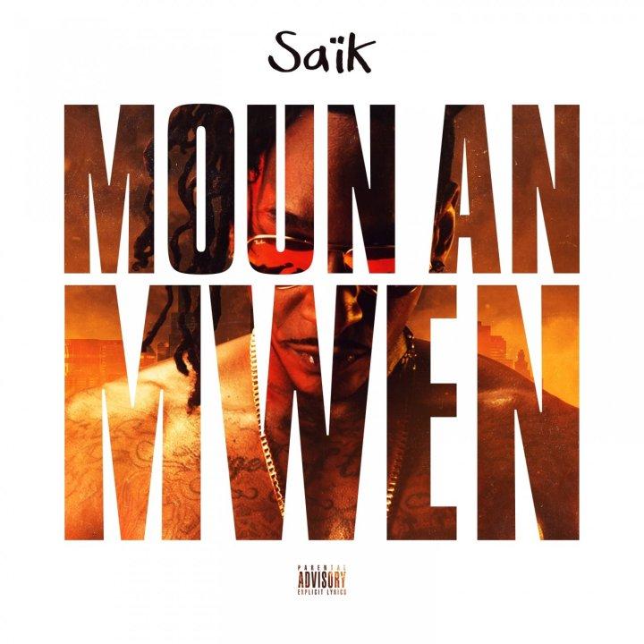 Saïk - Moun An Mwen (Cover)