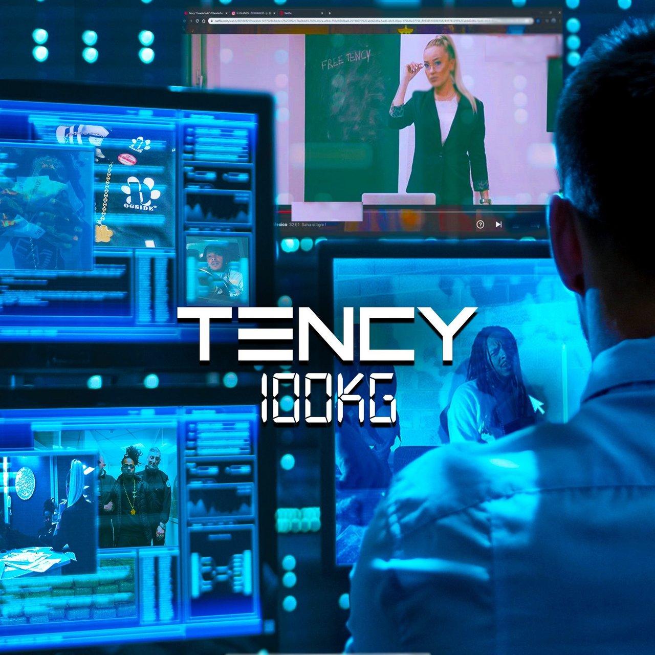Tency - 100 Kg (Cover)