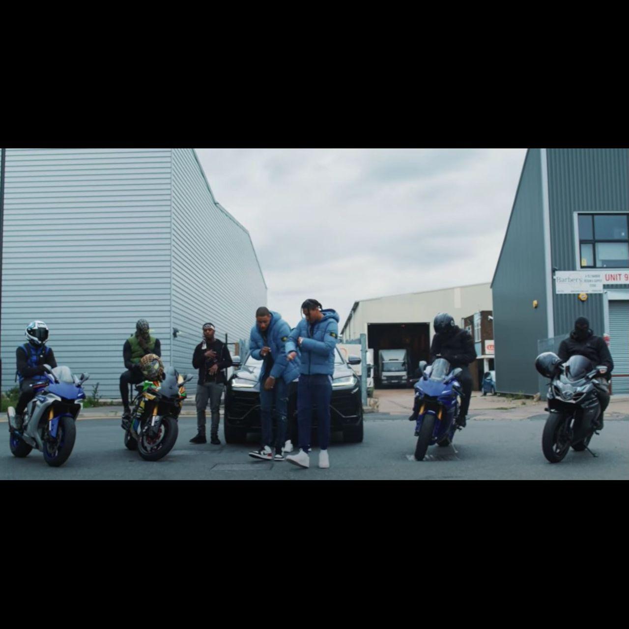 Dutchavelli - Bando Diaries (Remix) (ft. OneFour, Kekra, Noizy and Divine) (Thumbnail)