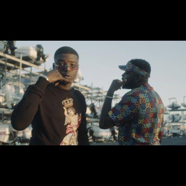 KeBlack - Je fais ma vie (ft. Ninho) (Thumbnail)