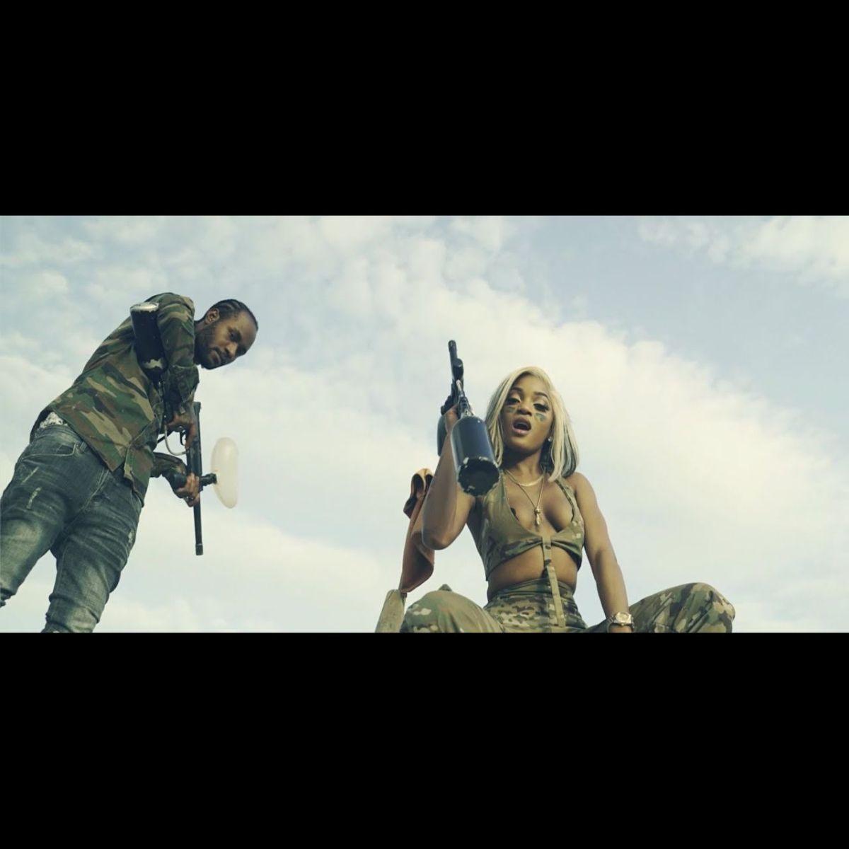 Moyann and Jahvillani - Gangster Love (Thumbnail)