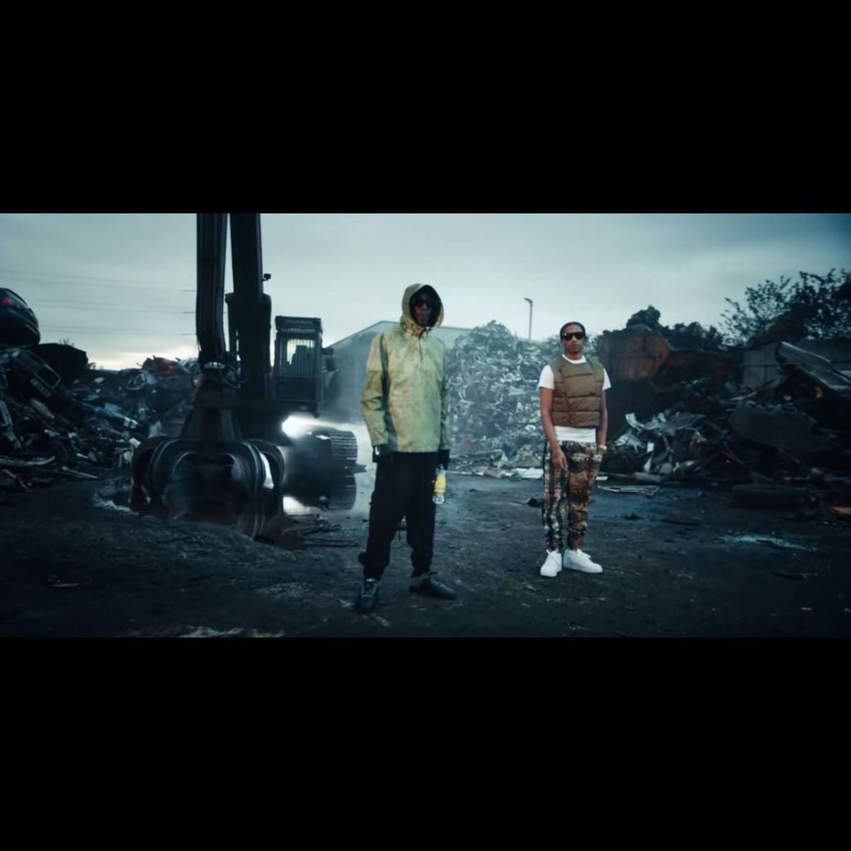 Sean D - Gotcha (ft. Vybz Kartel, Digga D and Unknown T) (Thumbnail)