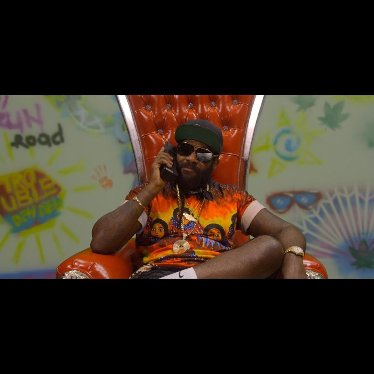 Tarrus Riley - The Fresh Prince Of JA (Thumbnail)