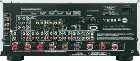Connectique TX-SR806