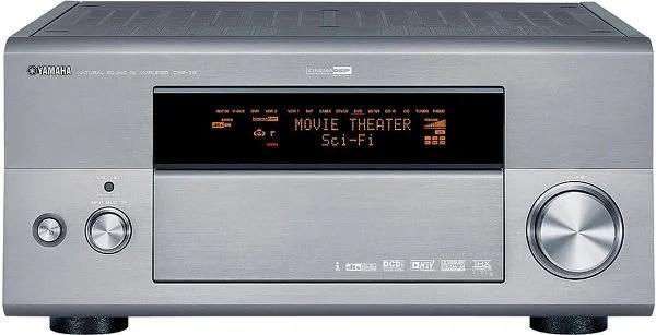 Yamaha DSP-Z9