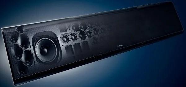 Yamaha YSP-5600: son 3D Dolby Atmos