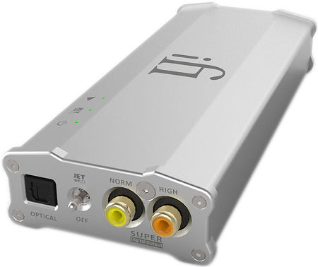 Le transport numérique iFi Audio Micro iLink