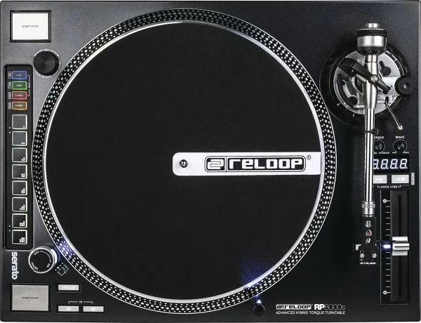 Reloop RP-8000 Straight
