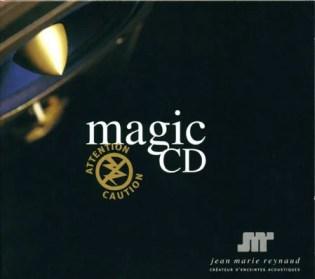 Le CD de rodage Magic CD de Jean-Marie Reynaud