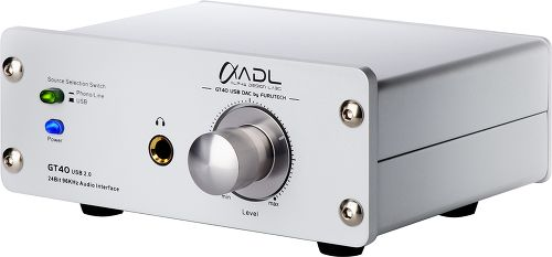 DAC Audio ADL GT40