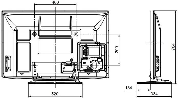 Plasma Pana TX-P42X10 o LCD Samsung LE40B550 (2 de 4