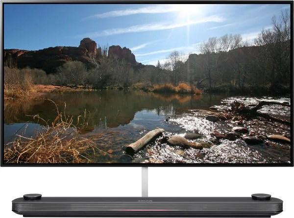 Téléviseur LG OLED65W7V