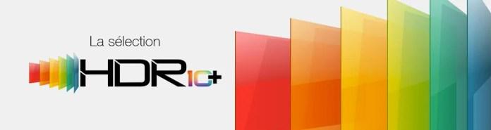 HDR10+ : tous les produits compatibles