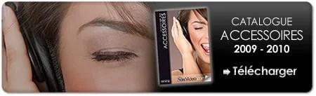 Téléchargez le catalogue ACCESSOIRES 2009/2010