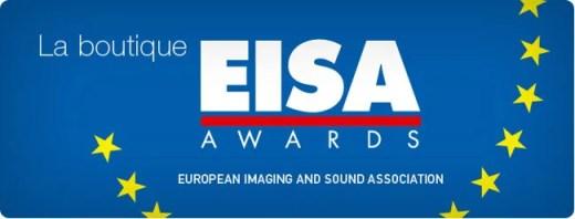 Découvrez notre boutique Eisa Awards