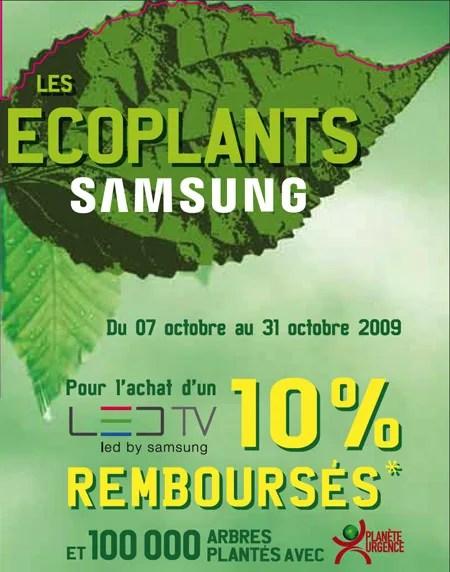 Ecoplants Samsung