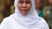 Gubernur Jawa Timur Khofifah Positif Terpapar Covid-19 Tanpa Gejala