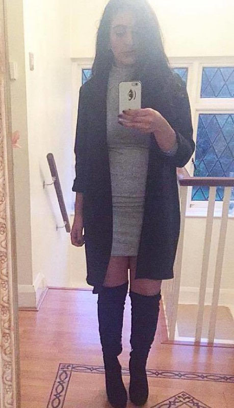 Thighs the Limit | OOTN | Public Desire, Missguided and Boohoo
