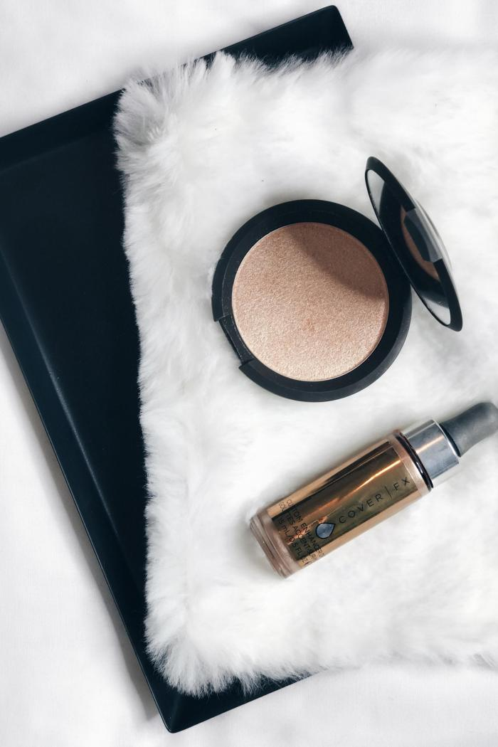 Get The Glow | Cover FX, Becca Cosmetics