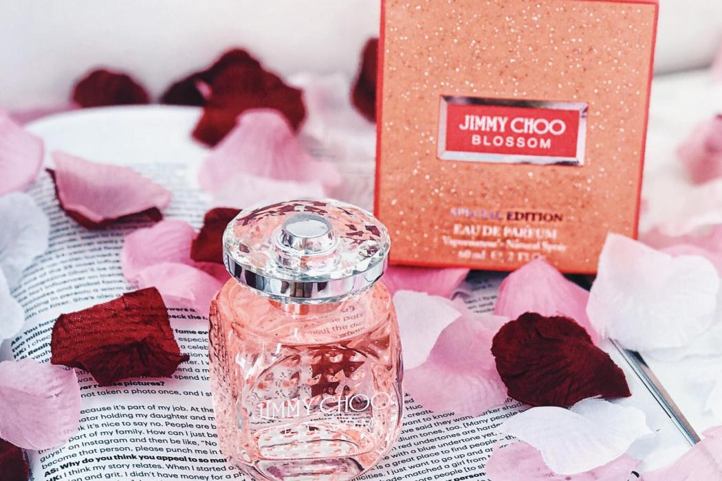 A Scent for Spring   Blossom by Jimmy Choo