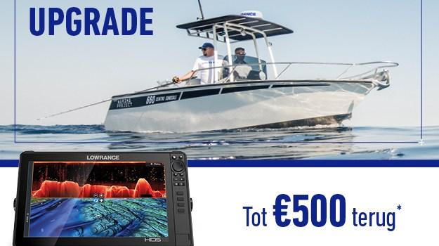 Tot 500 Euro cashback op HDS Live toestellen