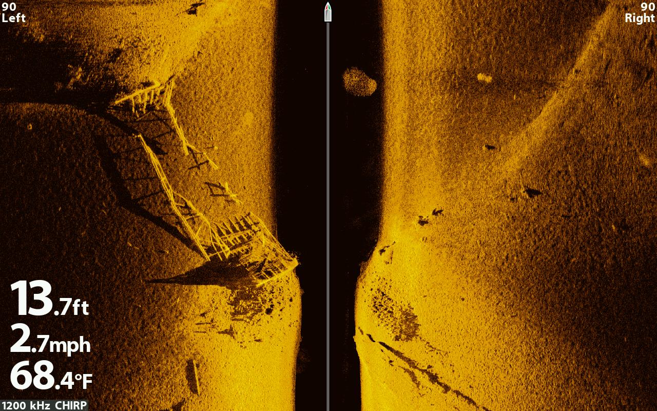 Side Imaging Tutorial Plus Tips and Tricks  Sonar Wars