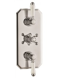 Carys Triple Control Concealed Thermostatic Shower Valve ...