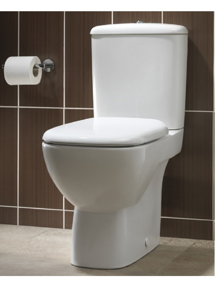 Moda Close Coupled Toilet  Soft Close Seat MD114823427851