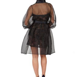 Silk Georgette Dress by Sonata London