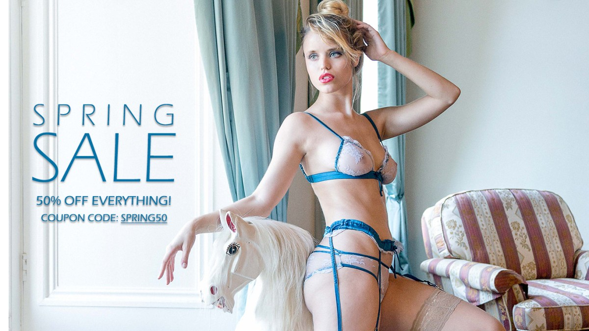 Spring Sale 50% OFF by Sonata London
