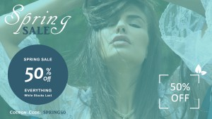 Spring Sale Sonata London