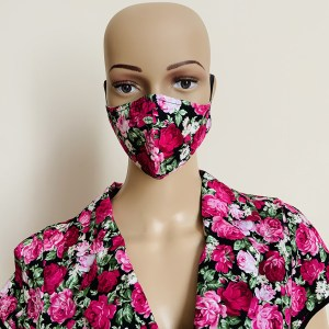 Liberty Flower Cotton Mask