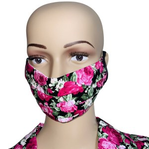 Sonata London Liberty Print Pleated Masks