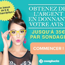swagbucks bonus inscription
