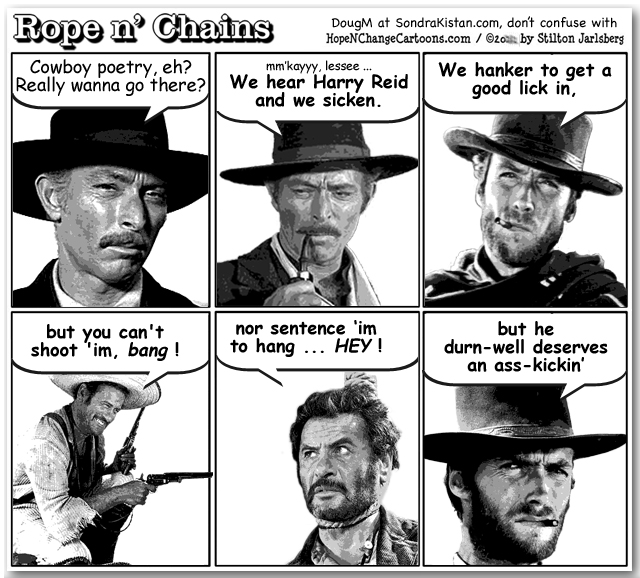 rope n chains cowboypoetry
