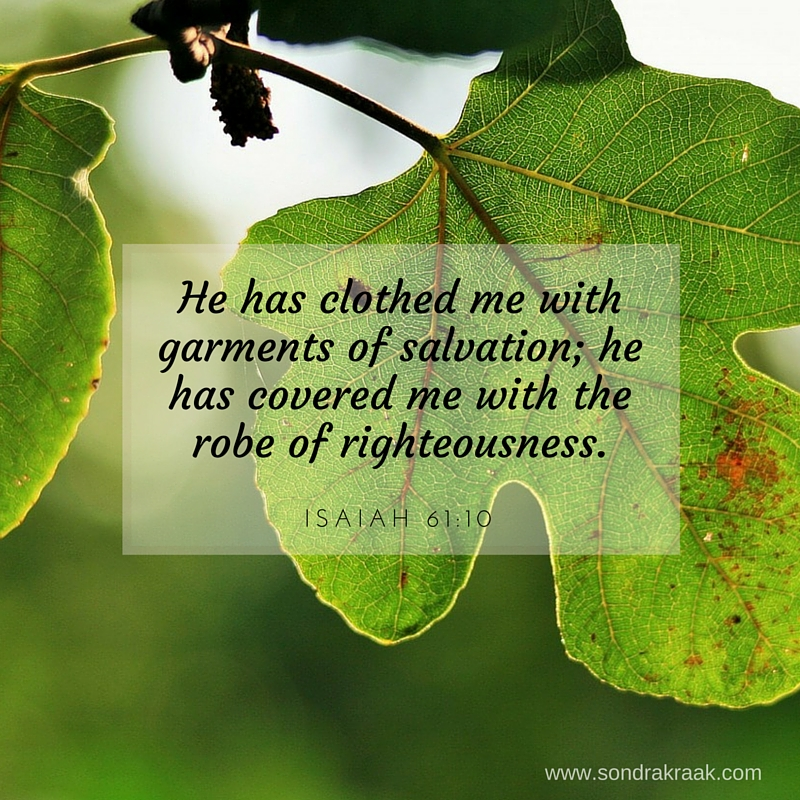 Isaiah 61,10