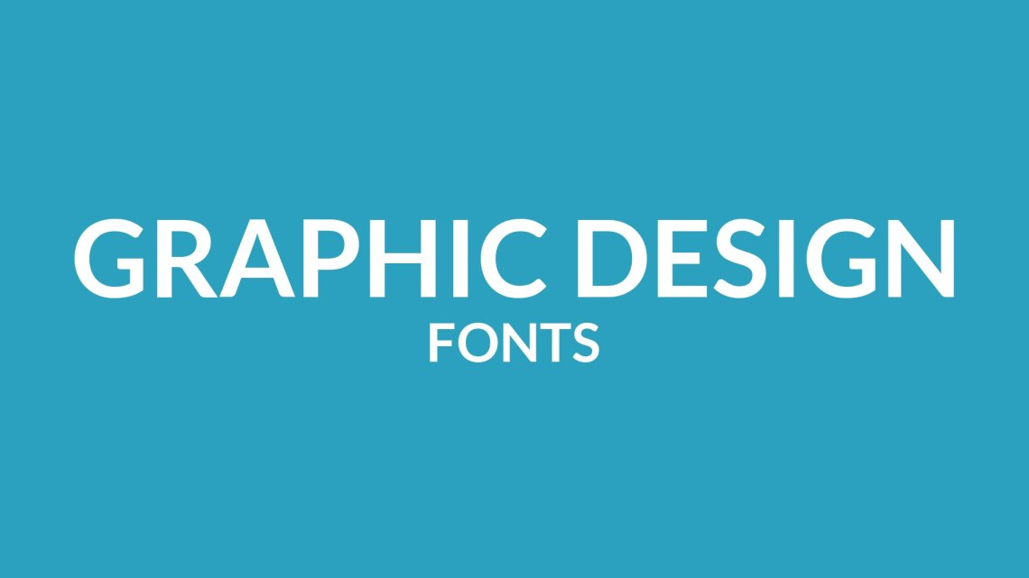 Download Best Free Fonts for Graphic Design + Download - SonduckFilm