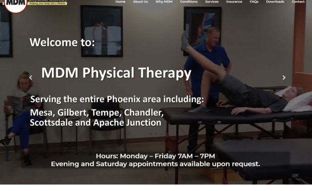 MDM Physical Therapy