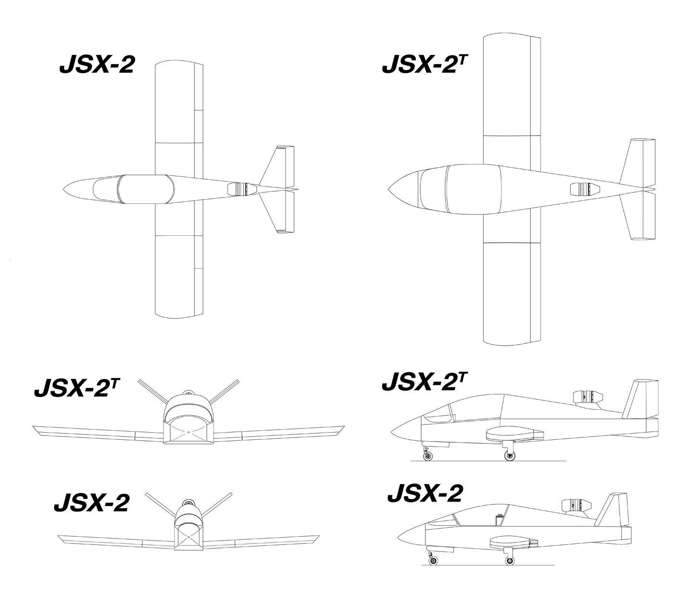 Jsx 2t Kit Reservation Deposits Now Accepted Sonex Aircraft