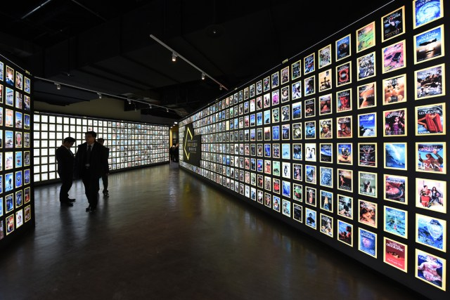 2016攝影展-圖片牆