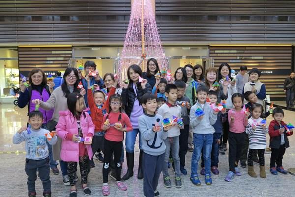 汐止活動-人文遠雄博物館聖誕節特別企劃活動「Xmas Fun摺紙」課程