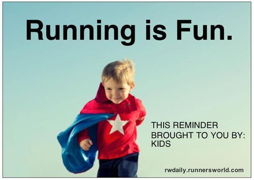 runningisfun